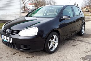 2007 Volkswagen Golf